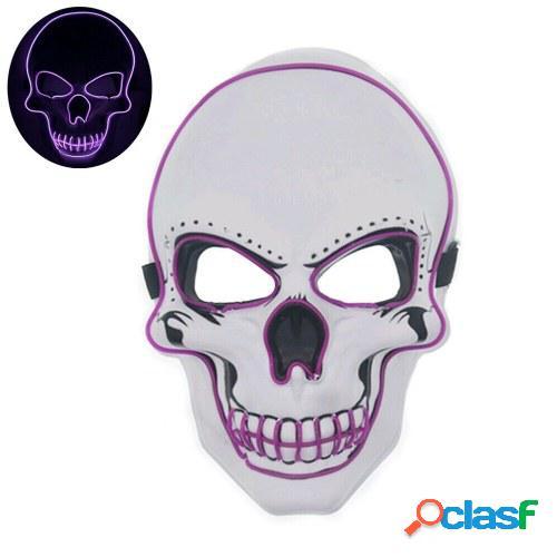 Máscara de fiesta de Halloween Máscara de flash de miedo