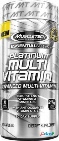 MuscleTech Platinum Multi Vitamin 90 Capsules