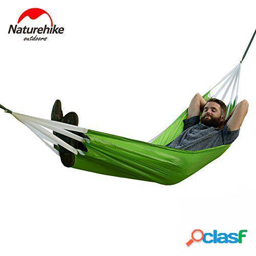 Naturehike Portable Single & Double Hammock Al aire libre