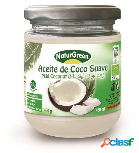 Naturgreen Aceite Suave de Coco 430 ml 430 L