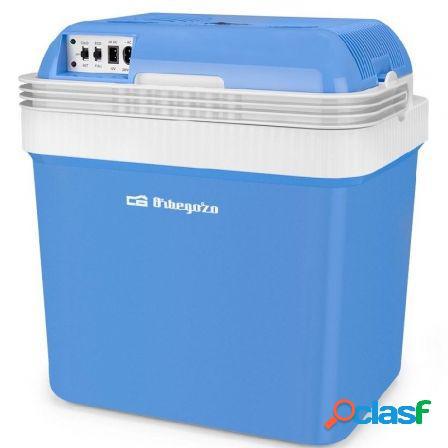Nevera portatil orbegozo nv 4100/ 25l/ azul