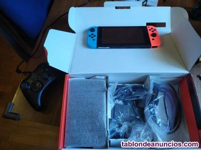 Nintendo Switch ed.  practicamente nueva.