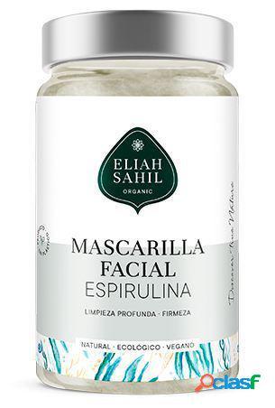 Nourish Mascarilla facial de Espirulina limpieza profunda