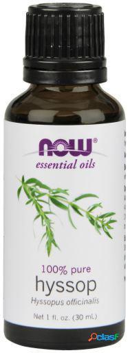 Now Foods Hyssop Oil 30 ml 30 ml