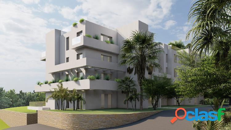 Nueva promoción de apartamentos de lujo en el exclusivo Las