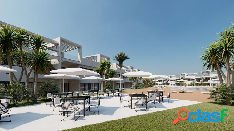 Nuevos bungalows con vistas al mar afueras de Benidorm