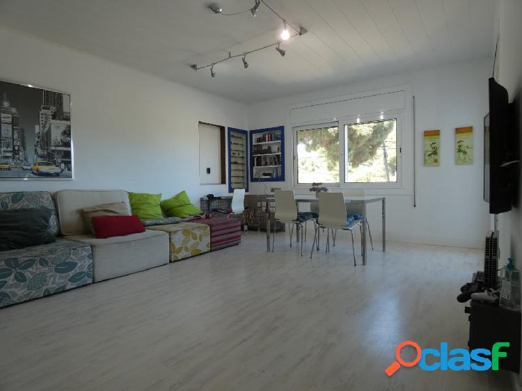 PALAMÓS: Piso de 90 m2 + terraza solarium de 30 m2, en 1º