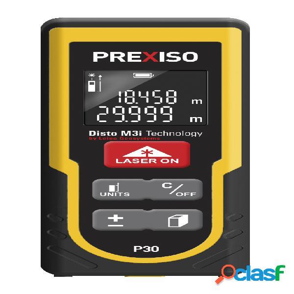 PREXISO 8250370 - Medidor láser de hasta 30 m de alcance