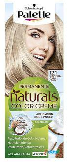 Palette Naturals Tinte 12.1 Rubio Extra Claro Ceniza