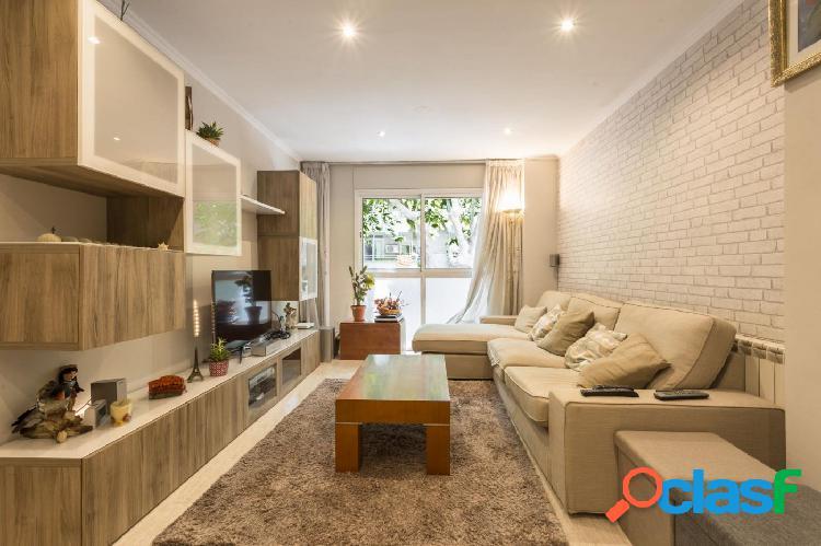 Piso de tres habitaciones con parquing en Figueres