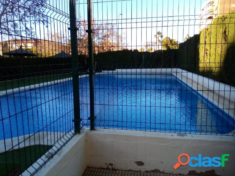 Piso en San Blas con piscina y garaje!!