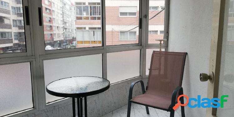 Piso en alquiler en calle do Conde de Torrecedeira, 10, Vigo