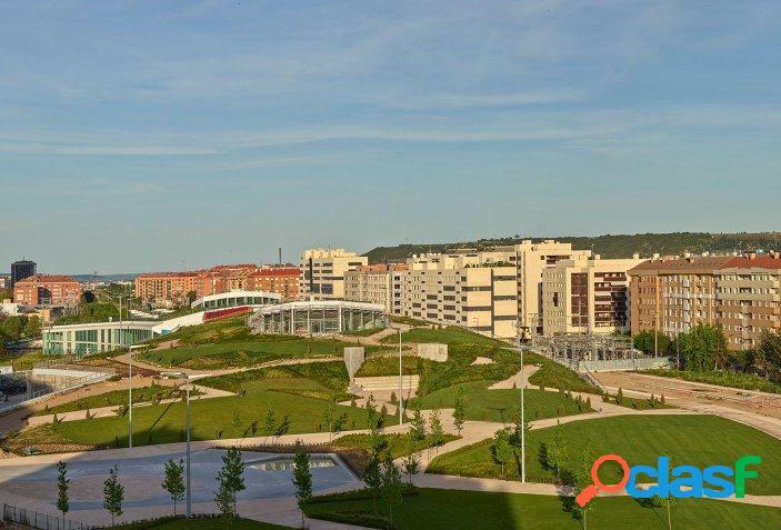 Piso para entrar a vivir en el centro de Logroño de 88