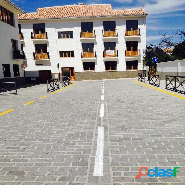 Plaza de Aparcamiento doble en el Realejo