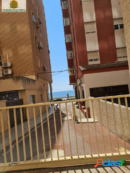 Plazas de garaje en primera linea de playa poniente