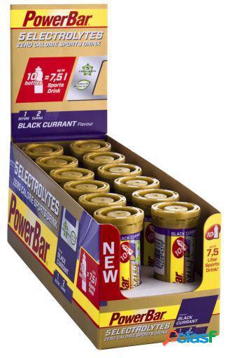 PowerBar 5 Electrolytes Sports Drink 12 x 10 Tablets Mango y