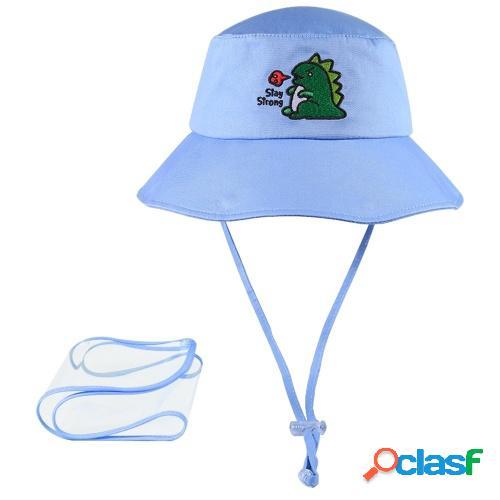 Protección UV al aire libre Gorra para el sol Sombrero de