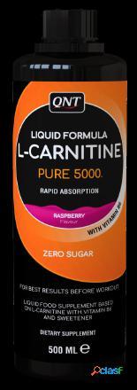 QNT Nutrition L-Carnitine Liquida 5000 Frambuesa 500 ml
