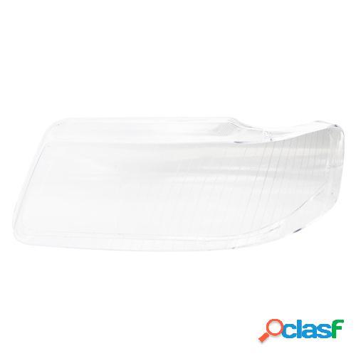 Reemplazo de la cubierta del coche de la lente transparente