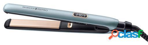 Remington Plancha Pelo S9300 Shine therapy pro azul