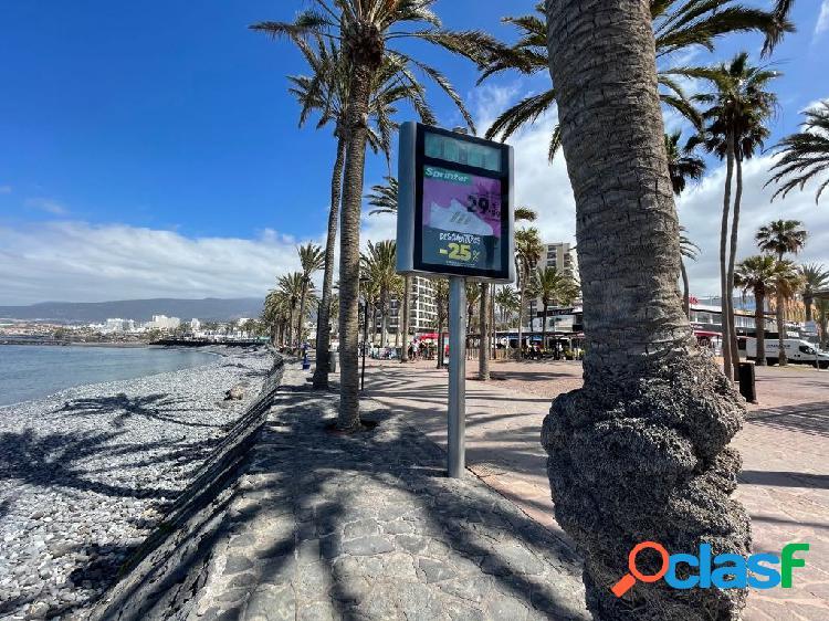 Restaurante en traspaso en la primera linea de mar de Playa