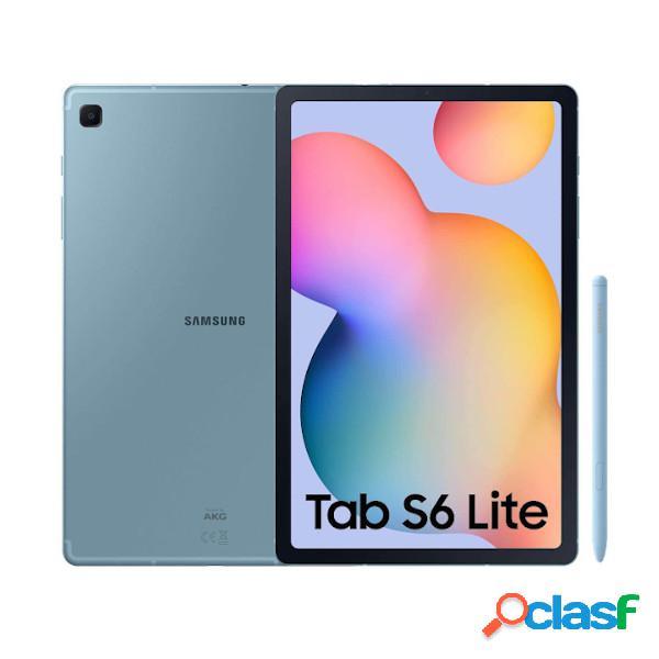 "Samsung galaxy tab s6 lite 10,4"" 4gb/64gb wi-fi azul (angora"