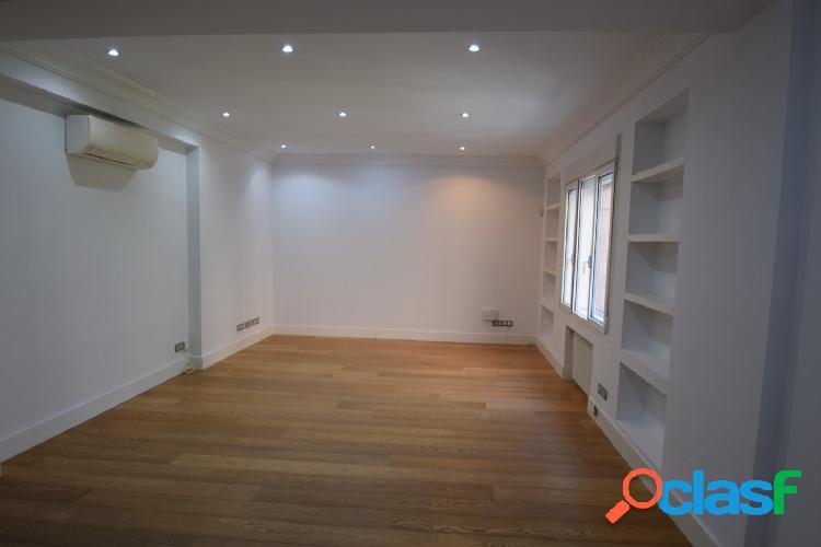 Se alquila magnífico piso en Juan Bravo en la mejor zona