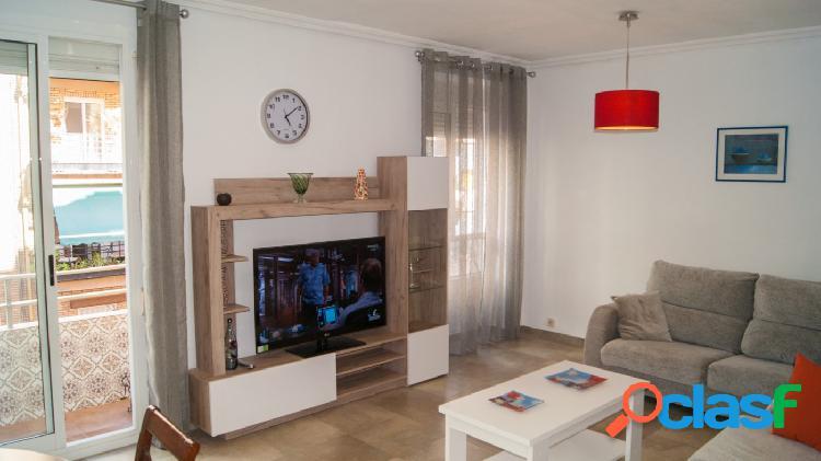 Se alquila piso en Valencia amueblado de larga duración en