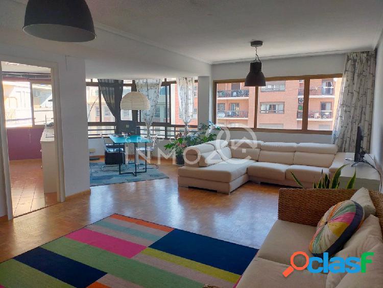 Se alquila precioso piso en Exposició (Alameda)
