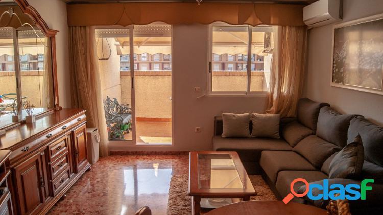 Se vende Atico Duplex de 4 habitaciones con dos terrazas de