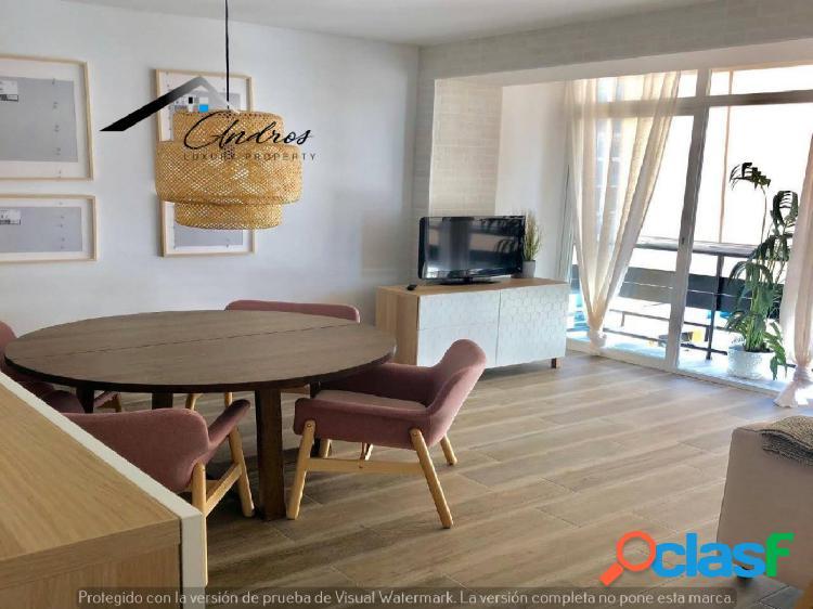 Se vende piso de tres habitaciones TOTALMENTE REFORMADOen
