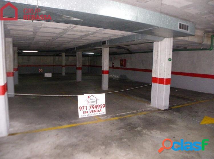Se vende plaza de aparcamiento en sótano en el Pont d'Inca