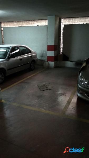 Se vende plaza de garaje en Alcoy -- ZONA NORTE
