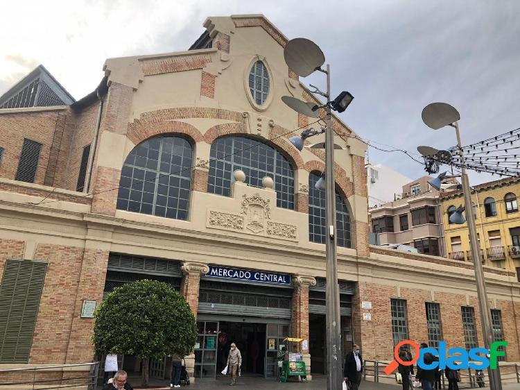 Se vende puesto en el Mercado Central de Alicante.