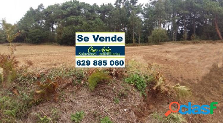 Se vende terreno edificable en carretera de Razo