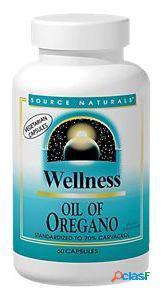 Source Naturals Oil of Oregano 60 capsulas