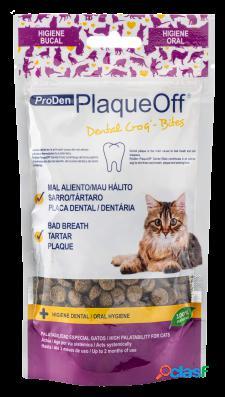 Swedencare Plaqueoff Dental Croq Gato 60 gr
