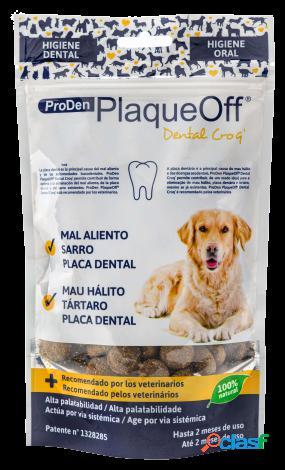 Swedencare Plaqueoff Dental Croq Perro Gato 60 gr