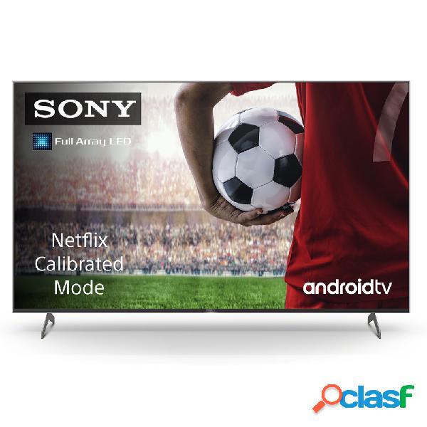 TV LED SONY KE75XH9096BAEP Android
