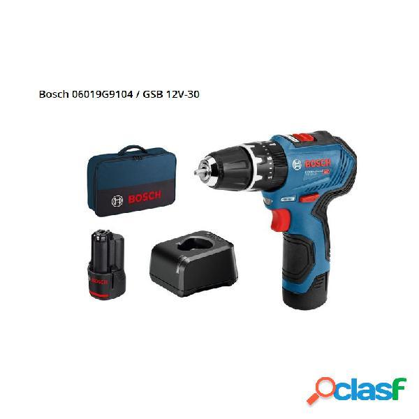 Taladro atornillador percutor bosch gsb 12v-30 motor