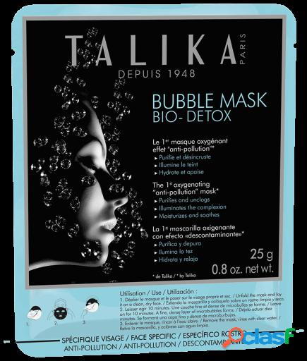 Talika Mascarilla de Burbujas Bio-Detox 25 gr