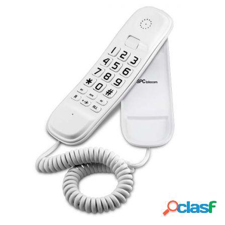 Telefono spc telecom 3601/ blanco