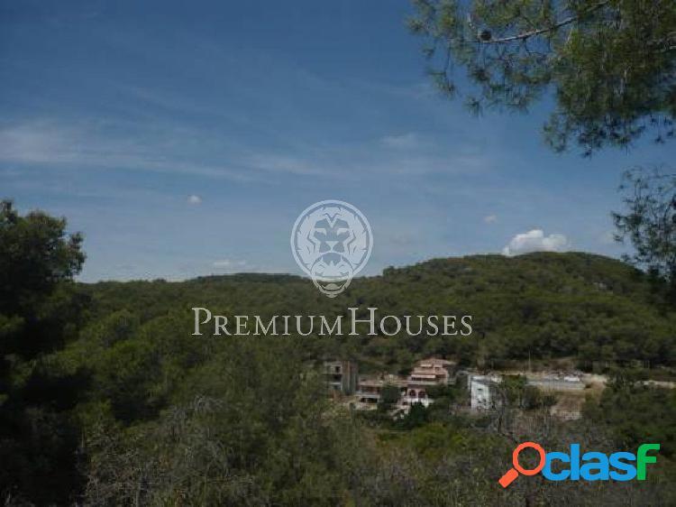 Terreno en venta en la urbanización Mas Alba - Sant Pere de