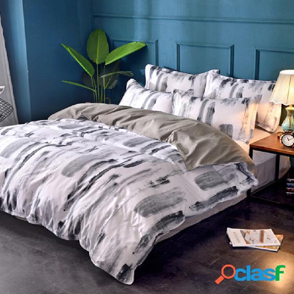 Textiles para el hogar Juego de tres piezas de ropa de cama