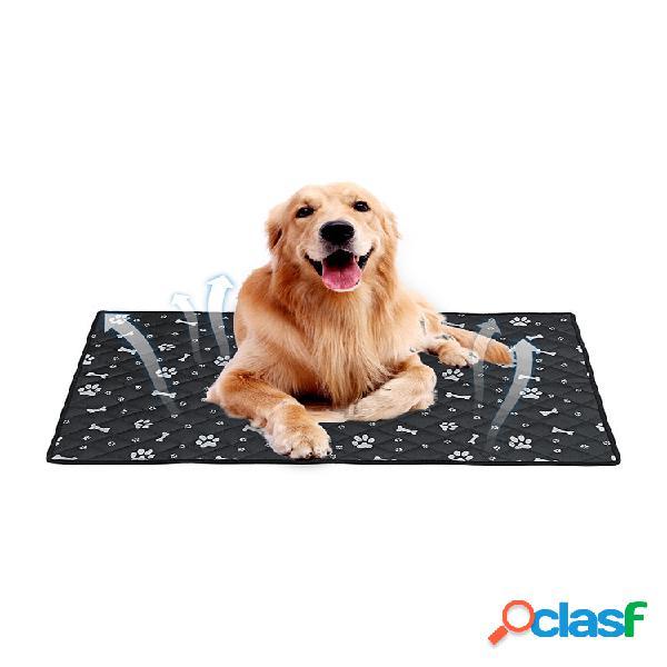 Transpirable Perro Coche Alfombrilla para mascotas Perro