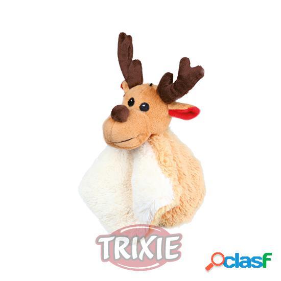 Trixie Alce, Peluche suave, 25 × 25 cm