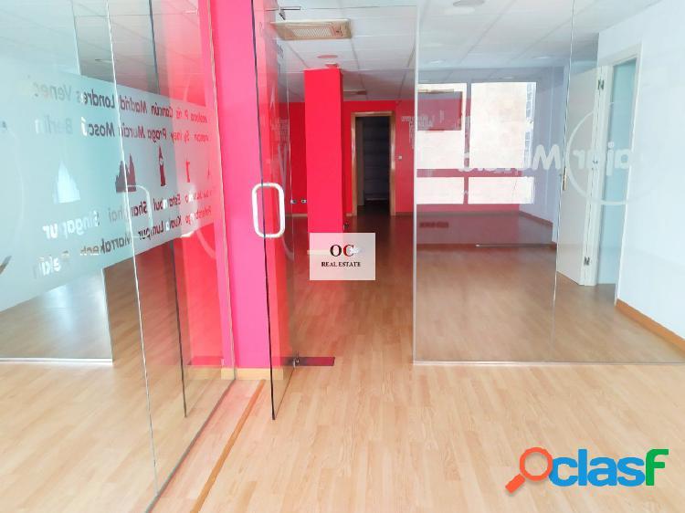 Tu oficina en el centro de Murcia.
