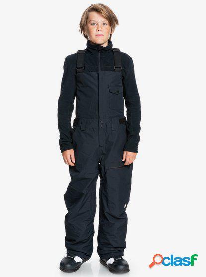 Utility - Pantalón de peto para nieve para Niños 8-16 -