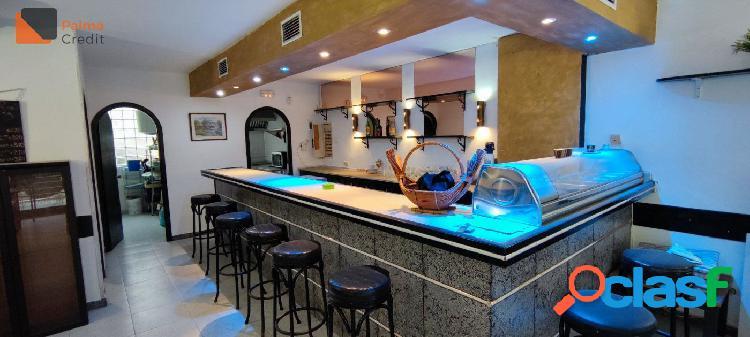 Venta de Bar montado con licencia activa de Cafeteria