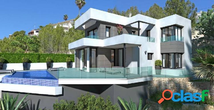 ???? Venta de casa de lujo moderna en Benissa Costa -